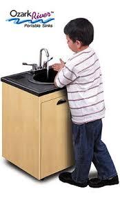 river portable sinks