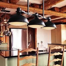 pier 3 köpfe anhänger licht nordic schwarz eisen vintage anhänger len hängen gemalt hängen le esszimmer bar beleuchtung dekor