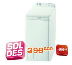 electrolux lave linge top ewt116212w blanc prix soldes carrefour