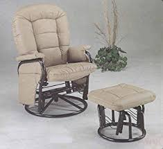 ikea rocking chair deluxe style rocking swivel glider chair w