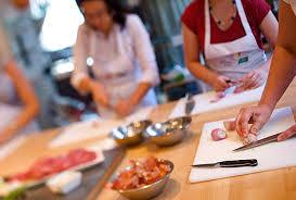 cours de cuisine classes ateliers saveurs