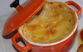 cuisine en cocotte recette gratin dauphinois en cocotte 750g