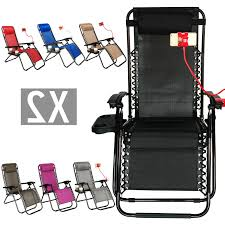 2 Zero Gravity Folding Lounge Chairs W/Drink Holder Equal Portable Adjustable Folding Steel Recliner Chair Outside Lounge Chairs Outdoor Wicker Armed Chaise Plastic Home Fniture Patio Best Bunnings Black Lowes Ding Extraordinary For Poolside Pool Terrific Extra Walmart Lawn Special Folding With Cushion Mainstays Back Orange Geo Pattern Walmartcom Excellent Wood Plans Glamorous Wooden Vintage Bamboo Loungers Japanese Deck 2 Zero Gravity Wdrink Holder