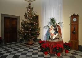 A Nativity Scene And Christmas Tree Are Seen In The Apostolic Palace At Vatican Dec 7 CNS Paul Haring