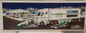 100 2006 Hess Truck HESS TRUCK Race Cars New Never Used Highly Collectible Toy