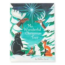 Christmas Tree Books by My Wonderful Christmas Tree In Kids Holiday Books U2013 Nova Natural