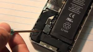 How to Replace the Battery in an iPhone 4 4S
