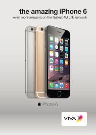 The wait is over VIVA launches the iPhone 6 & iPhone 6 Plus in Bahrain