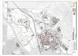 Cal Poly Baker Floor Plan by Campus Maps Facilities Afd Cal Poly