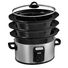 Bed Bath Beyond Pressure Cooker by Crock Pot Choose A Crock Slow Cooker Stainless Steel At Crock