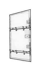 barre securite porte entree barres de sécurité en métal pour porte