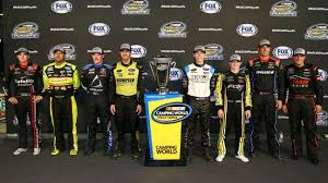 NASCAR Camping World Truck Series Playoffs Media Day Notebook
