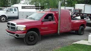 2003 Dodge Ram 3500 W / Sleeper