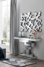 salesfever wandspiegel in abstraktem splitterdesign kaufen otto