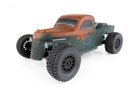 100 Rat Rod Truck Parts Trophy ReadyToRun Team Associated