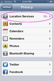 Keep your Child s Location Private Turn off Location Services