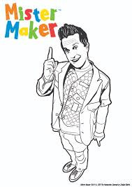 Coloring Download Free Page Maker Chuckbutt Picture