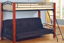 Kmart Futon Bed by Furniture Metal Bunk Beds With Futon Twin Over Mattress Included