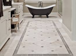 vintage bathroom floor tiles room design ideas