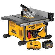 Sawstop Cabinet Saw Dimensions by Dewalt 15 Amp 10 In Compact Job Site Table Saw Dw745 The Home Depot