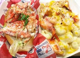 100 Redhook Lobster Truck I Ate Lobster Roll And Lobster Mac And Cheese Food