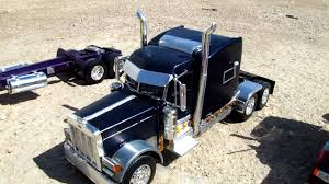100 Peterbilt Model Trucks My Different Cabsleeper Combinations YouTube