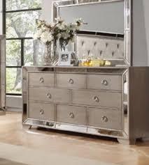 Hayworth Mirrored Chest Silver by Antique Mirrored Dresser Bestdressers 2017
