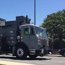 Garbage Trucks Of San Jose - YouTube