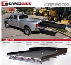 Silverado Bed Extender by Cargoglide 2000xl 100 Extension Truck Bed Slide Free Shipping