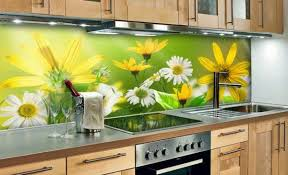 35 küchenrückwände aus glas opulenter spritzschutz für die