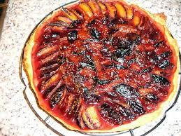 dessert aux pruneaux facile recette de tarte aux pruneaux prune