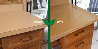 P c Countertop Painting Laminate Countertops Our Was In