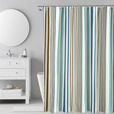 i home duschvorhang streifen stile badvorhang duschabtrennung vorhang badezimmer vorhänge wannenvorhang breite 180 cm mit ringe kaufen