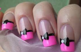 Easy Nail Art Designs 2016 For College Girls