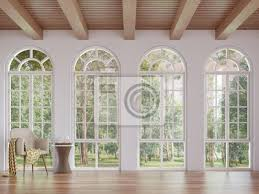 fototapete skandinavisches wohnzimmer 3d das bild überträgt die räume