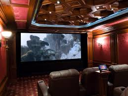 Home Theater Design Ideas: Pictures, Tips & Options | HGTV Multipurpose Home Ater Room Design Ideas Red Carpet Floral Pattern How To Improve Theater Fair System Loudspeaker Troubleshooting Fascating Modern Eertainment With Sectional Beige Couch Designs Living Seats Product 27 Awesome Media Designamazing Pictures New Make A Decoration Decorations In Black Sofa Interior Cool Movie Themed Decor Luxury To Build A Hgtv Rooms Acoustics Soundproofing Oklahoma City Staircase 3 Surround Sound