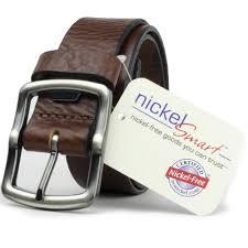 rocky river nickel free belt offers peace from nickel allergy rash