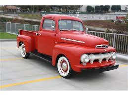 100 Ford F1 Truck 1951 For Sale ClassicCarscom CC733406