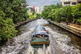 Bancoc E O Transporte Fluvial