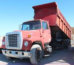 1985 Ford L9000 Dump Truck | Item H2632 | SOLD! May 29 Const...