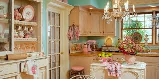 Stylish Vintage Kitchen Decor Furniture And Accessories Homes