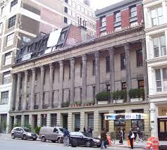 100 Astor Terrace Nyc Washington Irving Sites In New York City Boroughs Of The Dead
