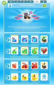 Sims Freeplay Second Floor Mall Quest by The Sims Freeplay Hobbies Potion Brewing The Who Games