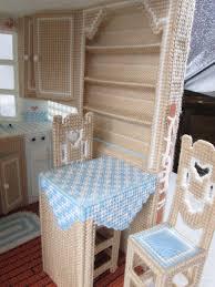 Barbie House Kitchen Furniture