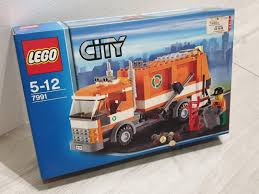 100 Lego Recycling Truck 7991 2007 Toys Games Bricks