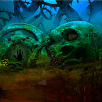 Halloween Escape Walkthrough by Halloween Fantasy Forest Escape Walkthrough
