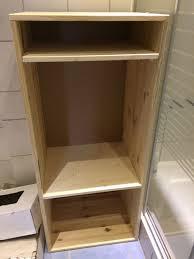 badezimmerschrank bauanleitung zum selberbauen 1 2 do