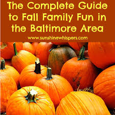 Pumpkin Patch Prince Frederick Md by The Complete Guide To The Best Fall Festivals In Maryland