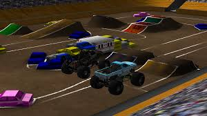 100 Monster Truck Show Miami Sims