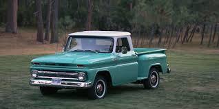 100 C10 Chevy Truck 1965 Chevrolet Stepside Pickup Restoration